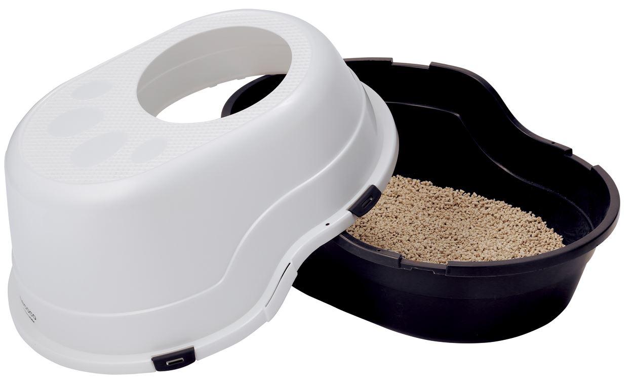 カバーを外せば、砂の入れ替えやお掃除も簡単に